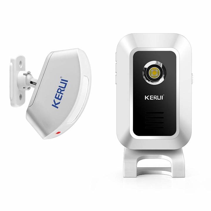 KERUI Wireless Split Motion Sensor Doorbells