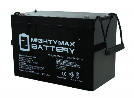 Mighty Max Battery 12V SLA AGM Rechargeable Batteries