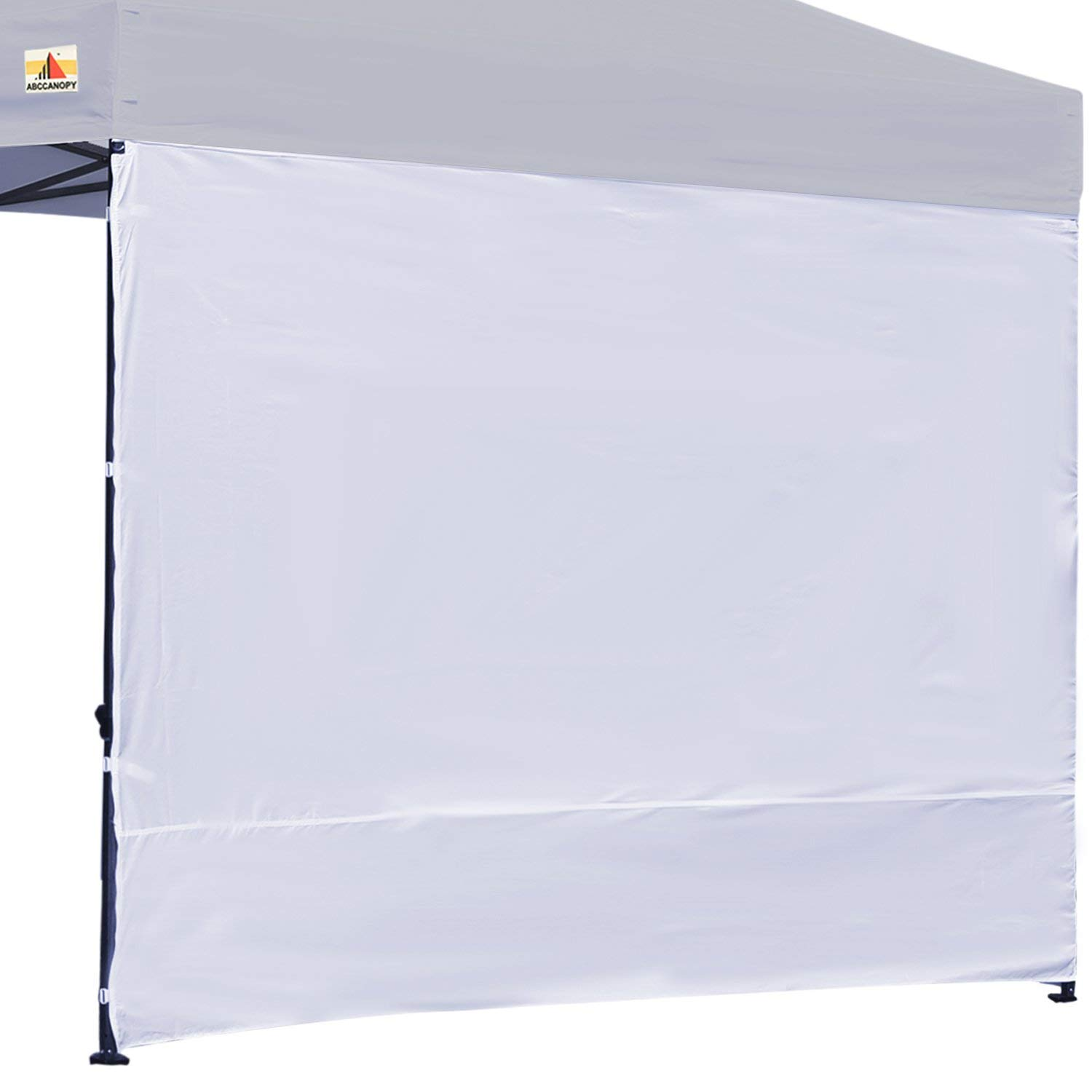 ABCCANOPY Instant Canopy Sunwall 15+ colors for 10 by 10ft, 10 by 10 feet straight