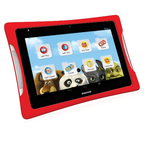 nabi DreamTab HD8 (Wi-Fi Enabled) Tablet for kids