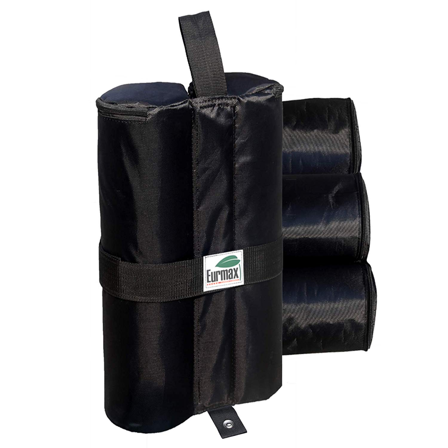 Eurmax 60lbs IPC Deluxe Canopy Tent Weights Sand Bag Leg Weights Dual Zipper Partition