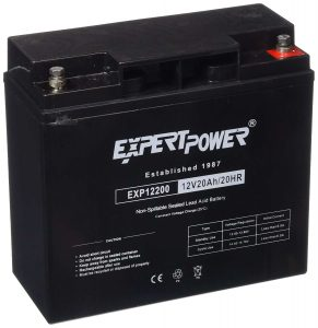 ExpertPower 12 Volt Rechargeable Battery