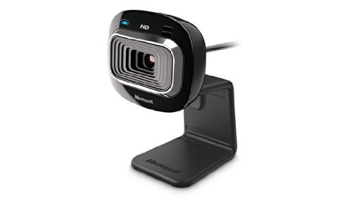 Microsoft LifeCam HD-3000 Webcams for Small Business