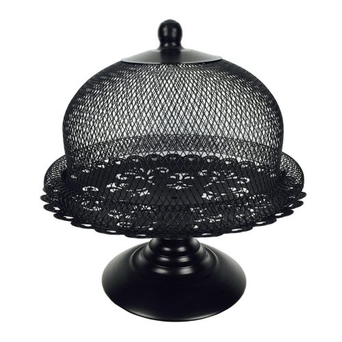 Firegoing Cake Stands With Dome