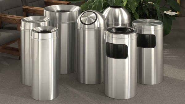 Best Stainless Steel Trash Cans Available in 2019