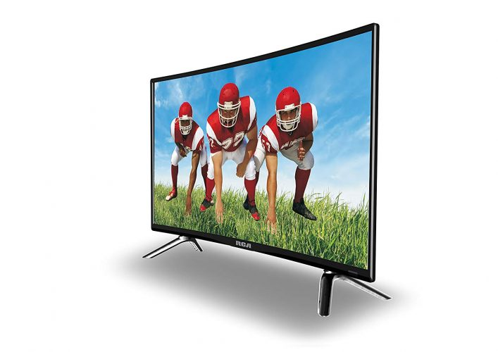 32inch TV - RCA RTC3280 Curved LED HDTV