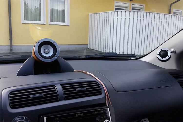 Bluetooth Speaker for Cars