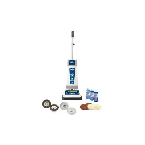 Koblenz P-820B Shampooer / Polisher Cleaning Machine Blue/ Gray