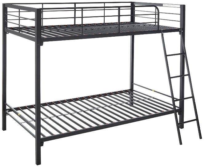 Zinus Quick Metal Bunk Bed