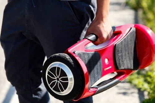 -Mozzie Hoverboard