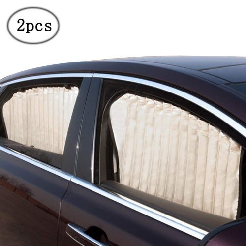 ZATOOTO Side Window Sunshades (Magnet Beige)
