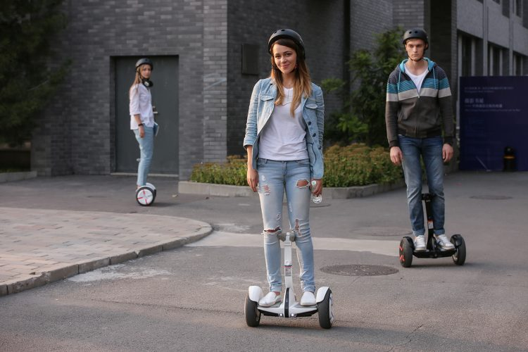 Ninebot by Segway MiniPro | Best Self-Balance Hoverboard in 2019