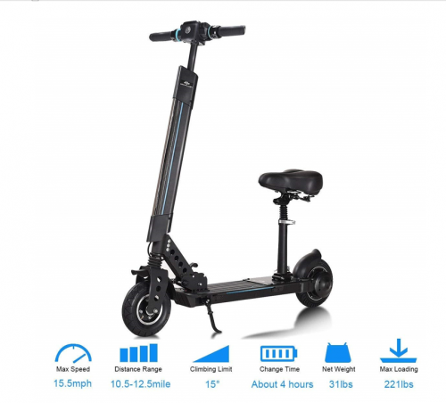 S AFSTAR Safstar Electric Scooters