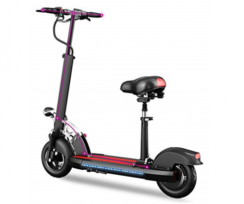SHI PAO Foldable & Adjustable Electric Scooters - Electric Scooters