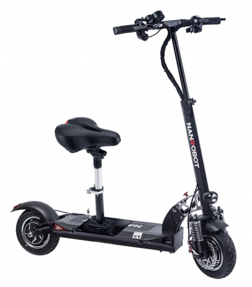 Best Highly Rated Electric Scooters With Seat For Adults In