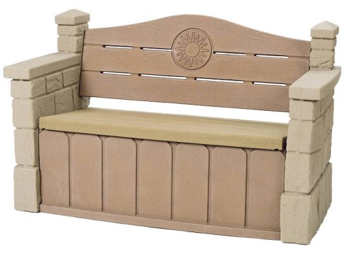 Step2 Outdoor Storage Benches - Patio Storage Benches
