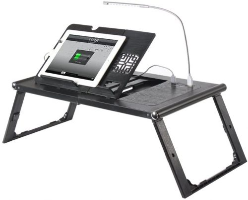 Enable Foldable Laptop Bed Tray