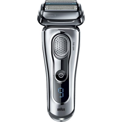 Braun Series 9-9095cc Wet and Dry Foil Shaver- Electric Shavers