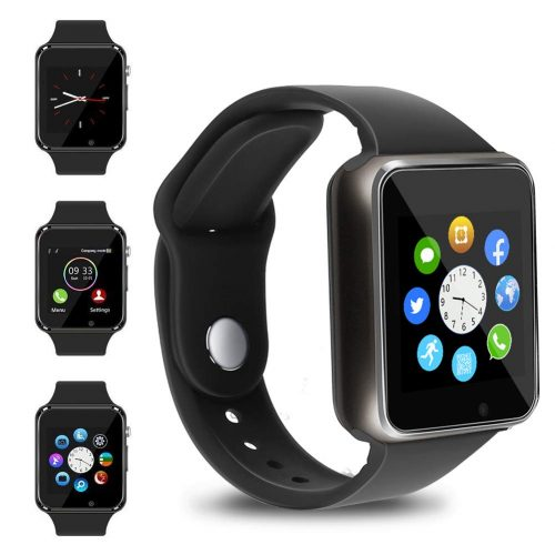 Bluetooth Smart Watch Fitness Tracker, Touch Screen