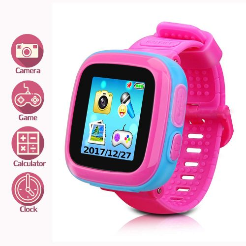 Kids Game Smartwatch Digital Smart Watches