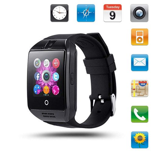 Smartwatch Sim Card Camera for Men Women Kids