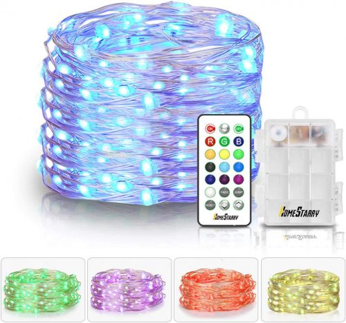 Homestarry Multi-Color Changing Lights
