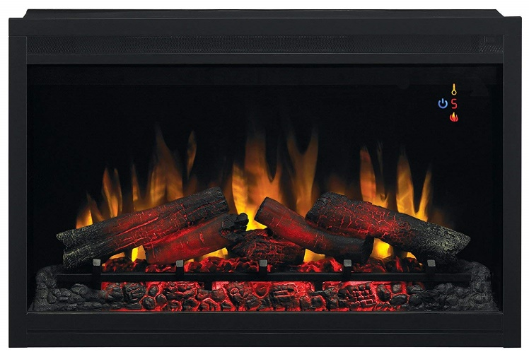 "ClassicFlame 36EB110-GRT 36."" - Fireplace Inserts"