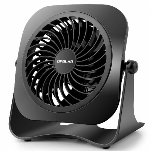 OPOLAR 4 Mini USB Desk Air Circulator Fans - Air Circulator Fan