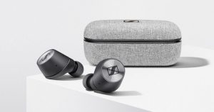 - Sennheiser Momentum True Wireless
