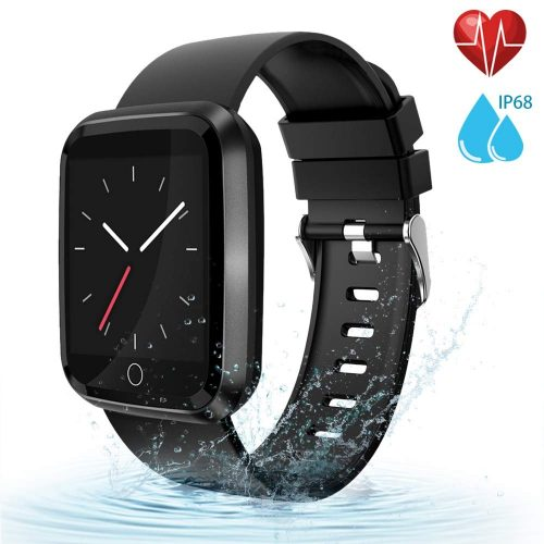 moreFit Fitness Tracker SmartWatch, IP68 Waterproof