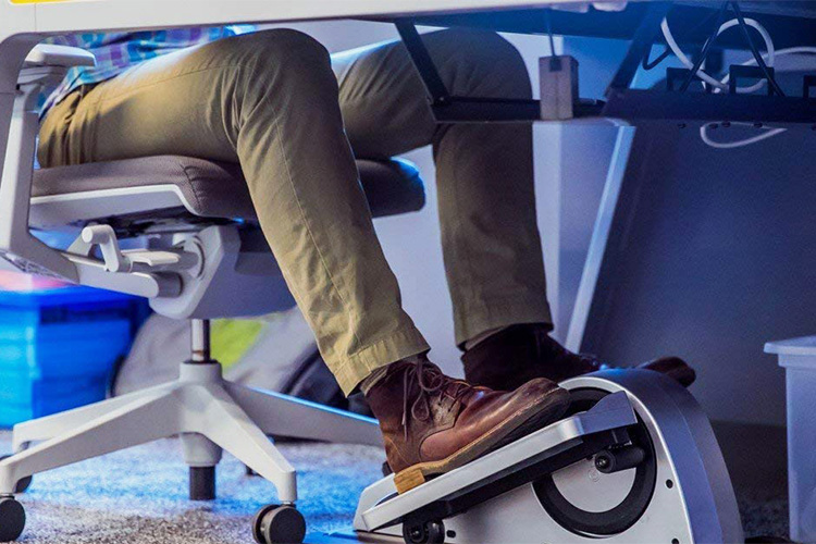 Why do you need an under-desk elliptical?