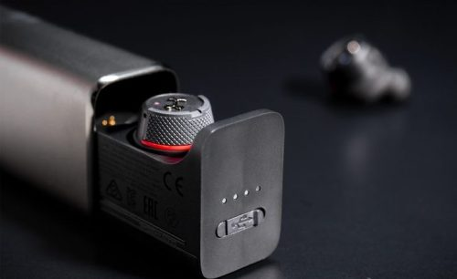 -UA True Wireless Flash-Engineered by JBL