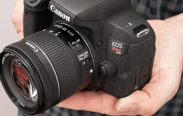 Canon Eos Rebel T7i Best Camera The Genius Review