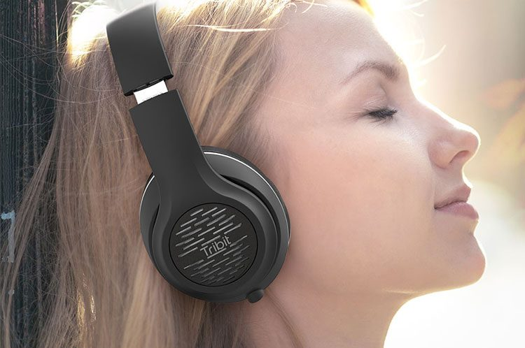 Tribit XFree Tune Bluetooth Headphone | Comfortable Wireless Headphone