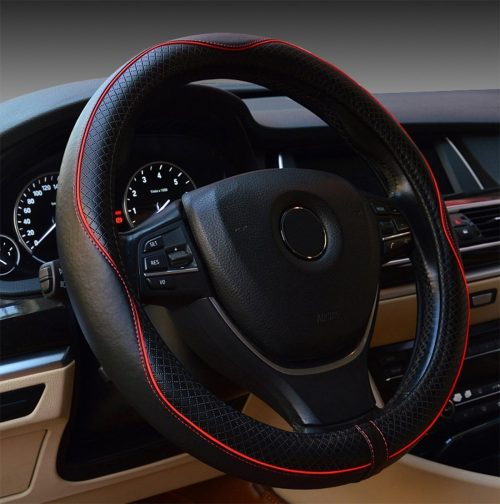 Best Car Steering Wheel Covers in 2019 | Drive Safely & Comfortably!