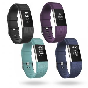 -Fitbit Charge 3