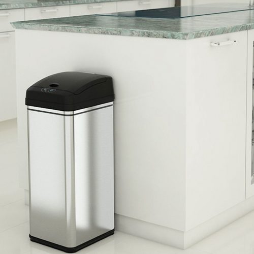 Best Kitchen Trash Can in 2019 | Style Meets Hygiene!