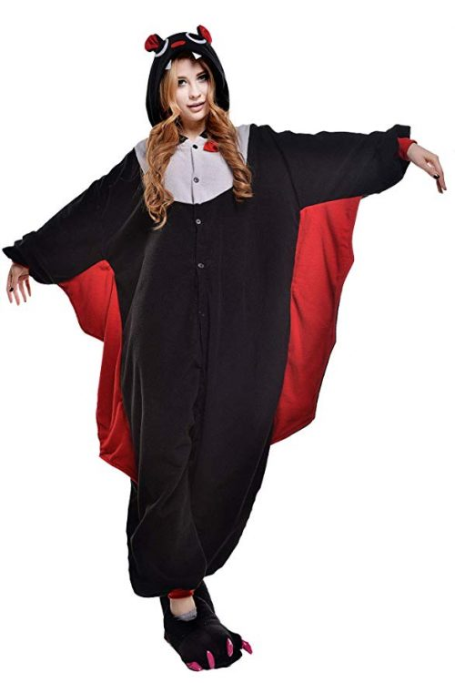 CANASOUR Polyster Adult Halloween Party Unisex Women