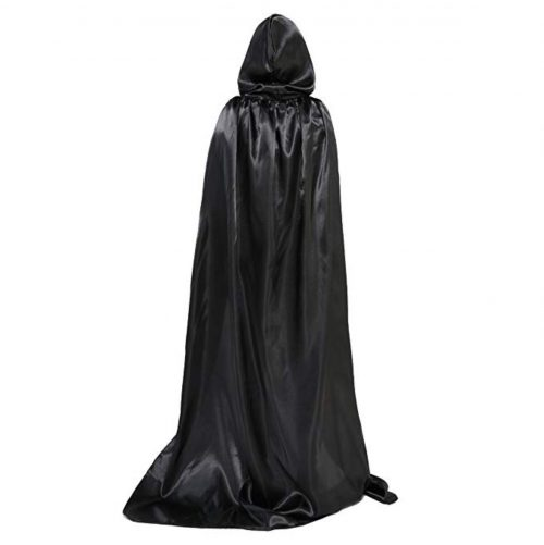 WESTLINK Cloak with Hood Costumes Hooded Cape (23-66 inches)