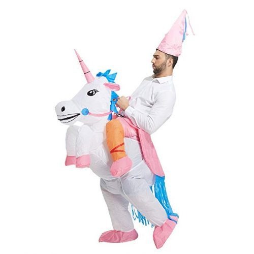 Unicorn Rider Costume For Adults Or Child