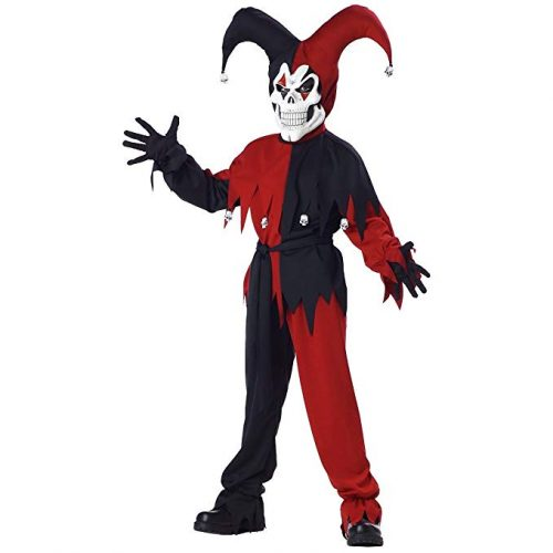 California Costumes Toys Evil Jester