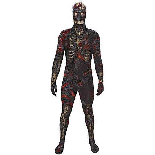 Morphsuits Adults Monster Urban Legends Creepy Pasta