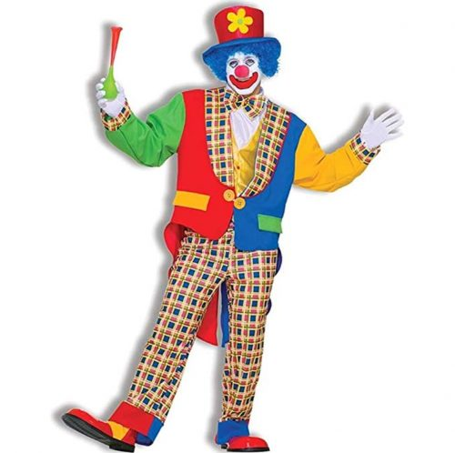 Clown On The Town Costumes