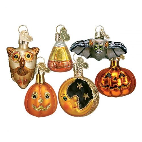Christmas Ornaments Halloween