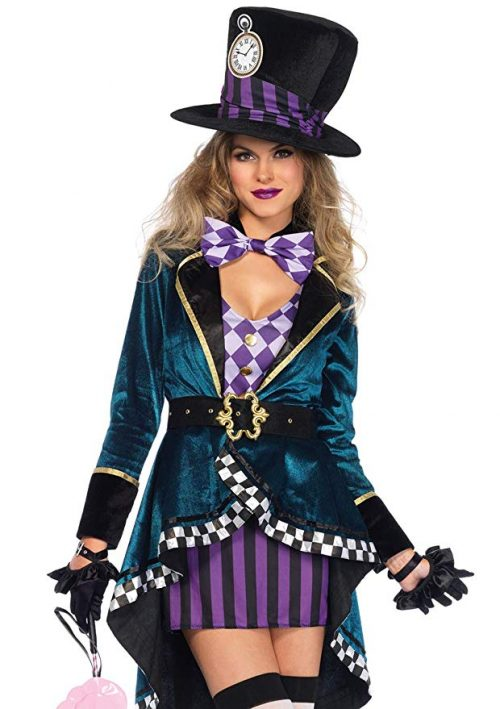 Mad Hatter Halloween Costume