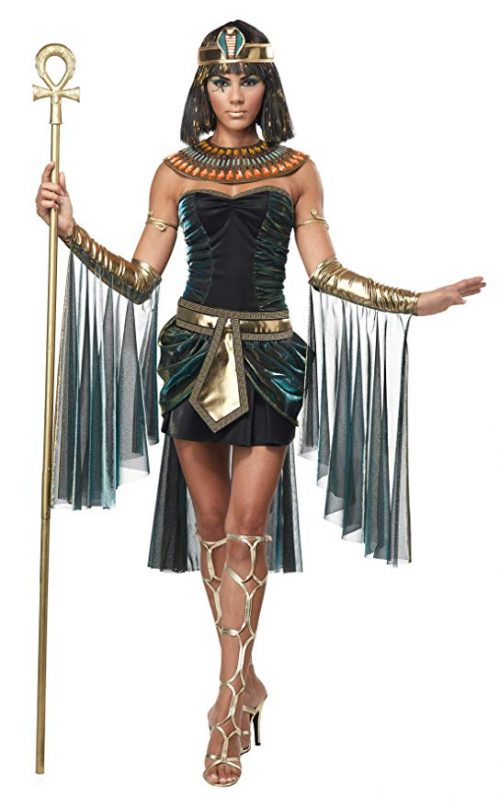 Women Egyptian Goddess Costume