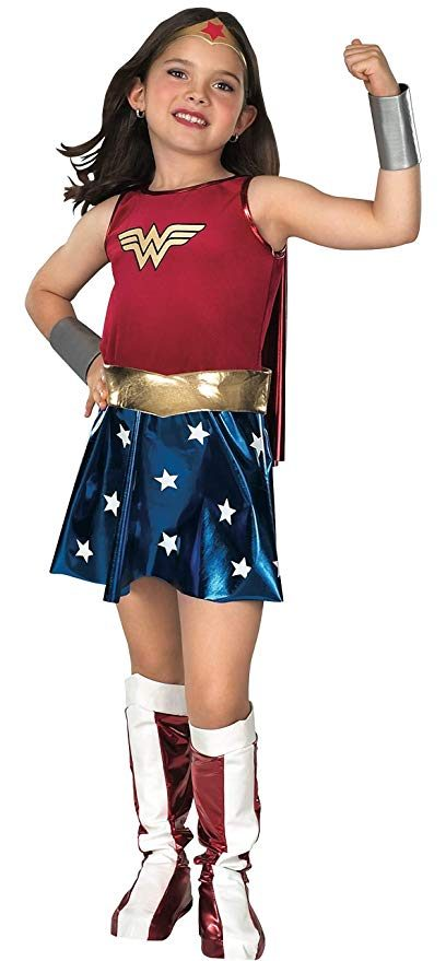 Super DC Heroes Wonder Woman Child