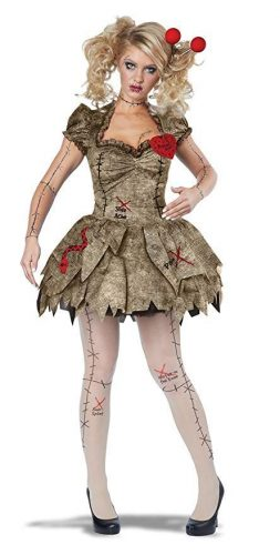 Voodoo Dolly Adult Costume