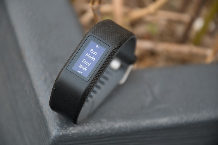 Garmin Vivosport | Track Your Body!