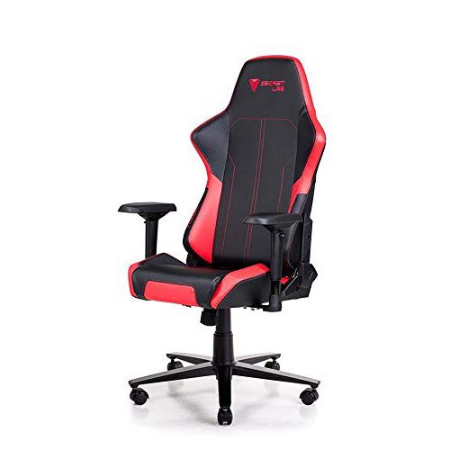 Secretlab Throne 2018 Prime PU Leather Flash Red Gaming Chair